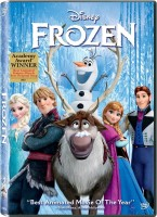 Frozen(DVD English)