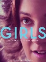 Girls: The Complete Second Season(DVD English)