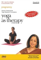 Yoga As Therapy - Pregancy - Well Being(DVD English)