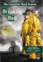 Breaking Bad Season 3 3(DVD English)