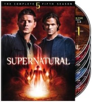 Supernatural - 5 5(DVD English)