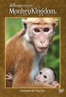 Monkey Kingdom(DVD English)