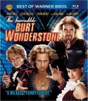 The Incredible Burt Wonderstone(Blu-ray English)