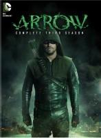 Arrow - 3 3 (Complete Third Season)(DVD English)