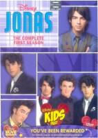 Jonas Season - 1 1(DVD English)