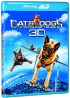 Cats & Dogs - The Revenge Of Kitty Galore 3D(3D Blu-ray English)
