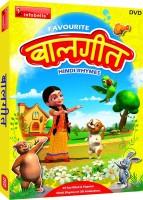 Favourite Hindi Rhymes(DVD Hindi)