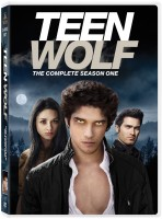 Teen Wolf Complete(DVD English)