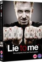 Lie to Me: The Complete Final (4-Disc Box Set) Season 3(DVD English)