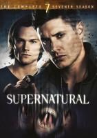 Supernatural - 7 7(DVD English)