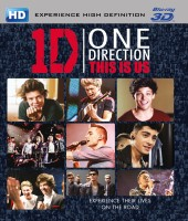 One Direction - This Is Us 3D(Blu-ray English)