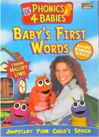 Phonics 4 Babies (Babies 1St Words)(DVD English)