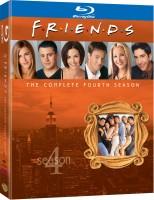Friends Season - 4 4(Blu-ray English)