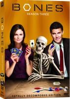 Bones:The Complete Season 3(DVD English)