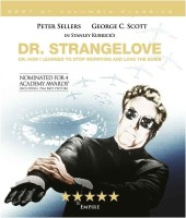 Dr. Strangelove Or: How I Learned To Stop Worrying And Love The Bomb(DVD English)