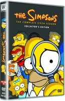 The Simpsons Season - 6 6(DVD English)