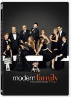 Modern Family: The Complete (3-Disc Box Set)Season 5(DVD English)