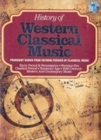 History Of Western Classical Music(Music, Audio CD)