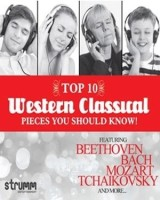Top 10 Western Classical - Pieces You Should Know!(Music, Audio CD)