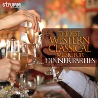 The Best Western Classical Music For Dinner Parties(Music, Audio CD)