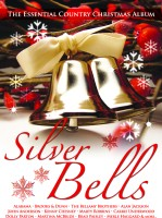 Silver Bells - The Very Best Of Country Christmas Audio CD Standard Edition(English - VARIOUS)