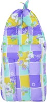 Babysid Collections Baby Hooded Travel Bed Set - Purple Cat House - 27inch Convertible All(Fabric, Multicolor)