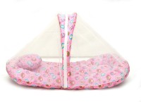 Sea Tex Baby Bed Set Sleeping Netted(Fabric, Multicolor)
