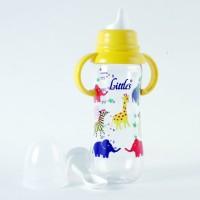 Little's Royal Maxi Yellow Feeding Bottle - 250 ml(Yellow)