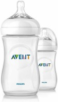Philips Avent Natural twin pack  - Polypropylene(White)