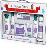 Himalaya Baby Care Gift Pack Big (Blue)(White)