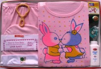 Love Baby Baby Care Combo(Pink)