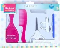 Morisons Baby Dreams Caring kit (Grooming Set)(Pink)