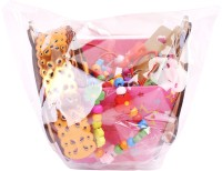 NeedyBee Birthday/Return Gift Baby Girls 4 Pcs Hamper Set(Multicolor)