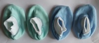 Love Baby Baby Care Combo(Mint, Blue)