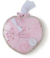Stuff Jam 7 Piece Gift Set - Pink (0 - 1 Year)(Pink)