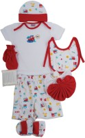 MeeMee Pampering Present For New Borns(Red)