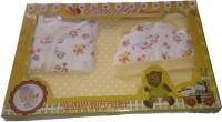 LITTLE HUB New Born Baby Gift Set -Dark Yellow(Dark Yellow)