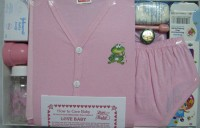 Love Baby Care Combo(Pink)