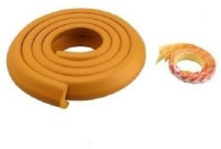 Little Grin Wooden Color Babe Safety Cushion Guard For Table Edge Protection With 3m(Wooden Colorr)