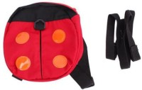 Kuhu Creations Baby Handling Safety Backpack With Strap(Multicolor)