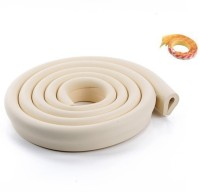Little Grin Beige Color Baby Safety Bar For Table Edge Protection With 3m Tape(Beige)