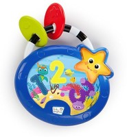 Baby Einstein Discovery Starfish Rattle(Multicolor)