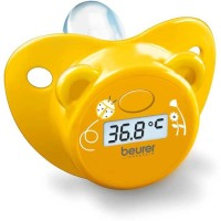Beurer BY 20 Baby Thermometer(Yellow)
