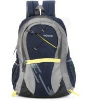 View Novex 15 inch Laptop Backpack(Blue) Laptop Accessories Price Online(Novex)