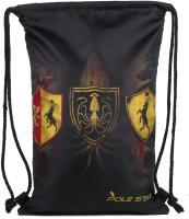 Pole Star Ps Multipurpose Drawstring Bag/Sling Bag 11 L Backpack(Black)