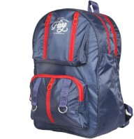 View Shopharp 14 inch Laptop Backpack(Blue, Red) Laptop Accessories Price Online(Shopharp)