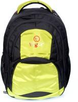 vigor M-5 Black & Parrot Green Multipurpose Bag(Green, 25 L)