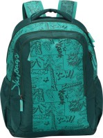 SKYBAGS Footlose Helix 02 Green 26 L Backpack(Multicolor)