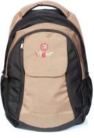 vigor M-7 Black & Biege Multipurpose Bag(Black, 25 L)