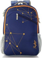 Skybags Footloose Colt Plus 02 30 L Backpack(Blue)